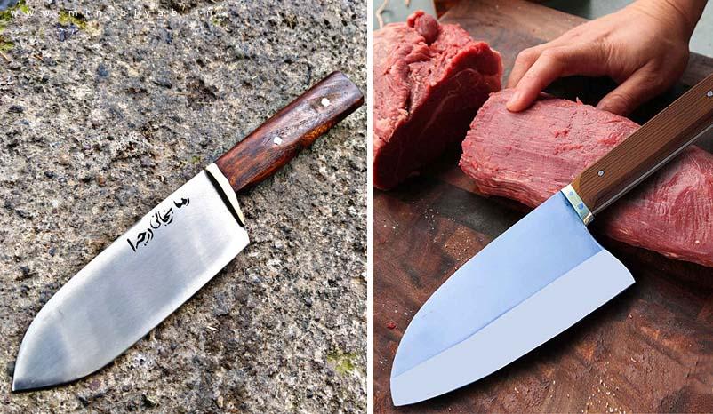 بهترین مارک های چاقو قصابی