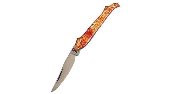 چاقو تاشو جیبی زنجان مدل GS18