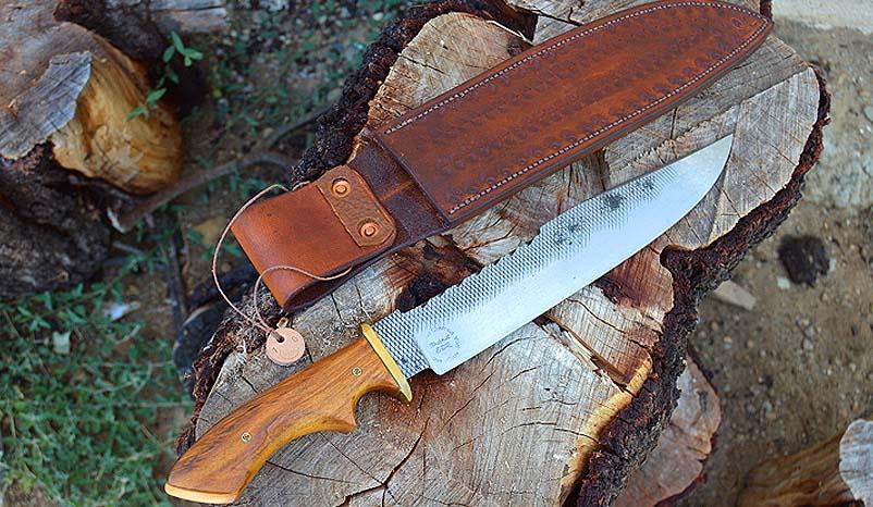 ویژگی های یک چاقو خوب
