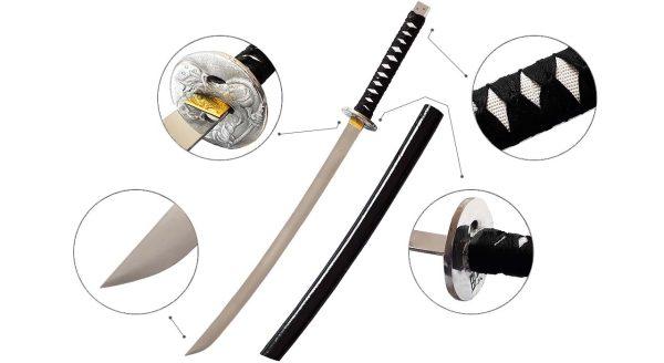 شمشیر سامورایی واکیزاشی مدل Sogi2