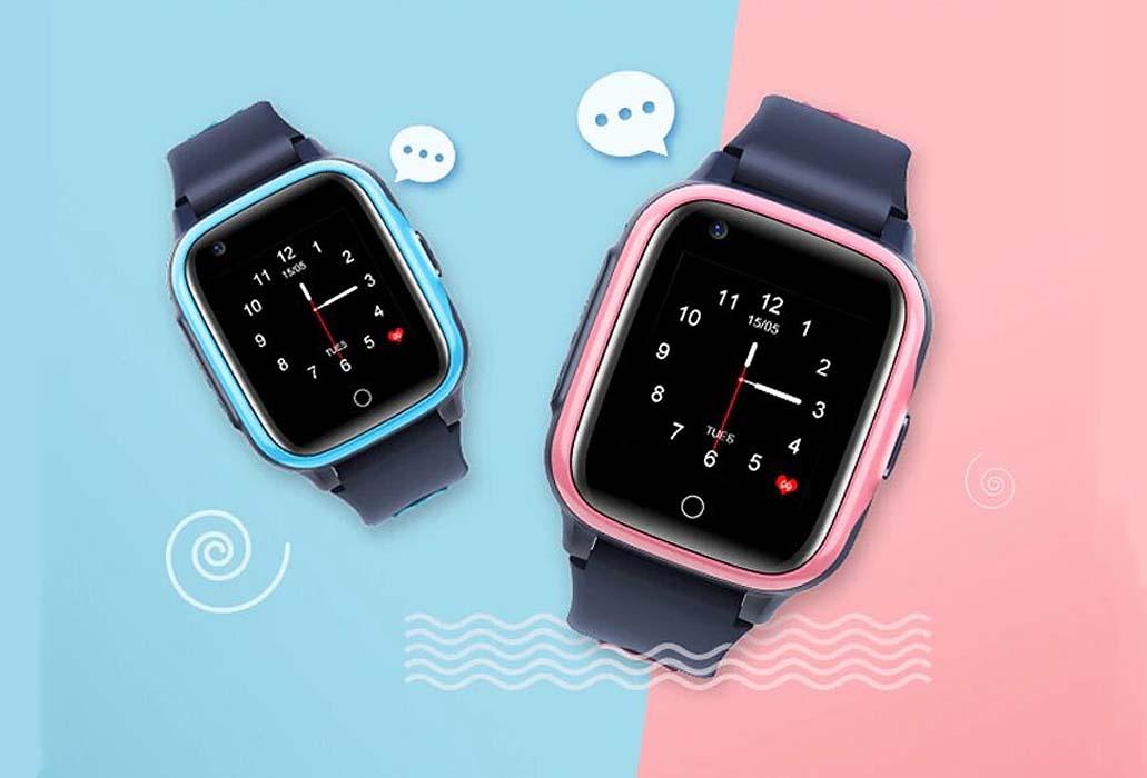 ساعت هوشمند ردیاب کودک Wonlex مدل KT15